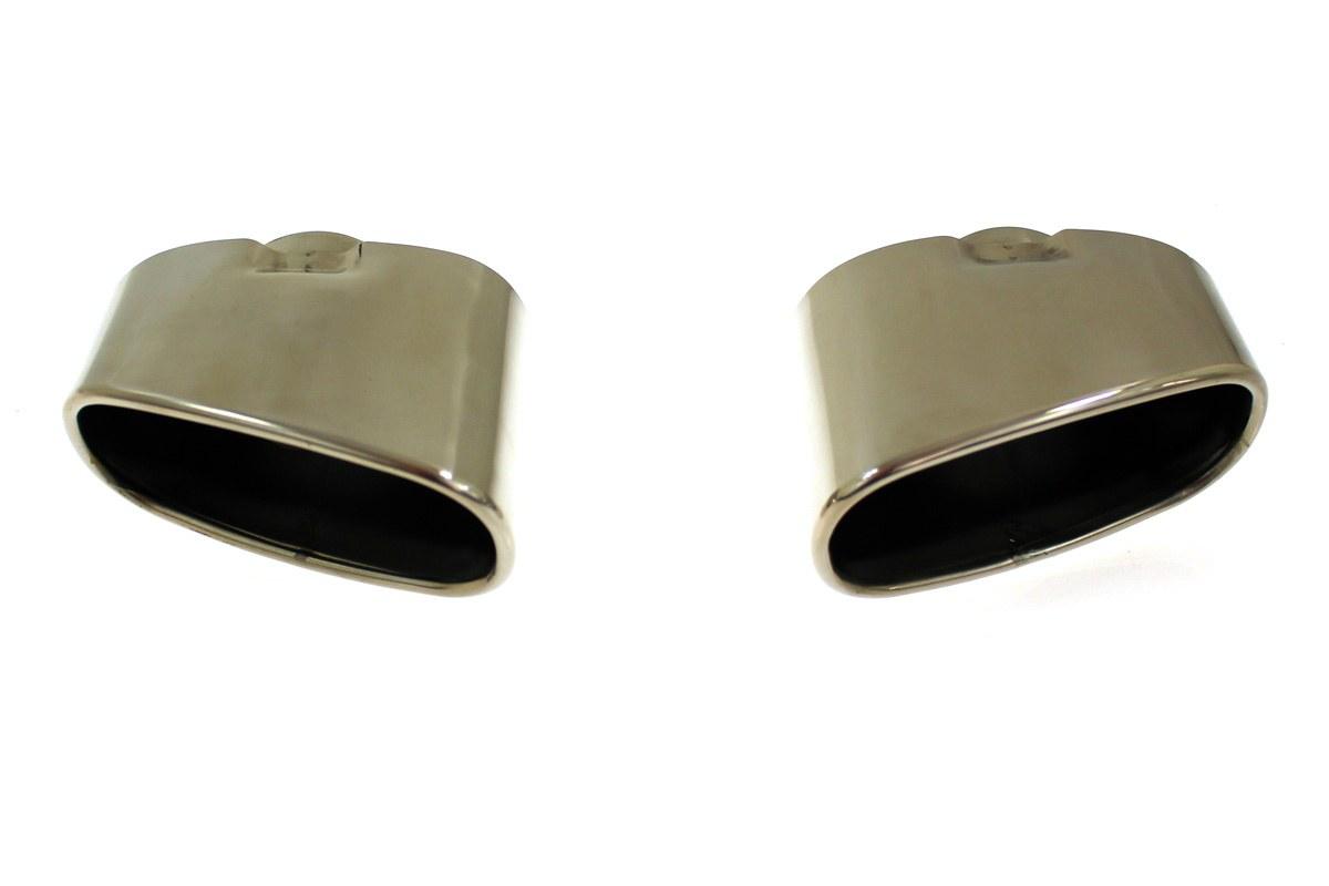 Końcówka tłumika 150x85mm wejście 66mm BMW X5 - GRUBYGARAGE - Sklep Tuningowy